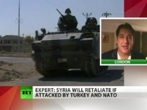 Fresh Fire Exchange: 'Syria-Turkey flashpoint could create WW3'