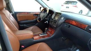 2005 Lexus LS 430 Palatine, Arlington Heights, Barrington, Glenview, Schaumburg, IL 31319A