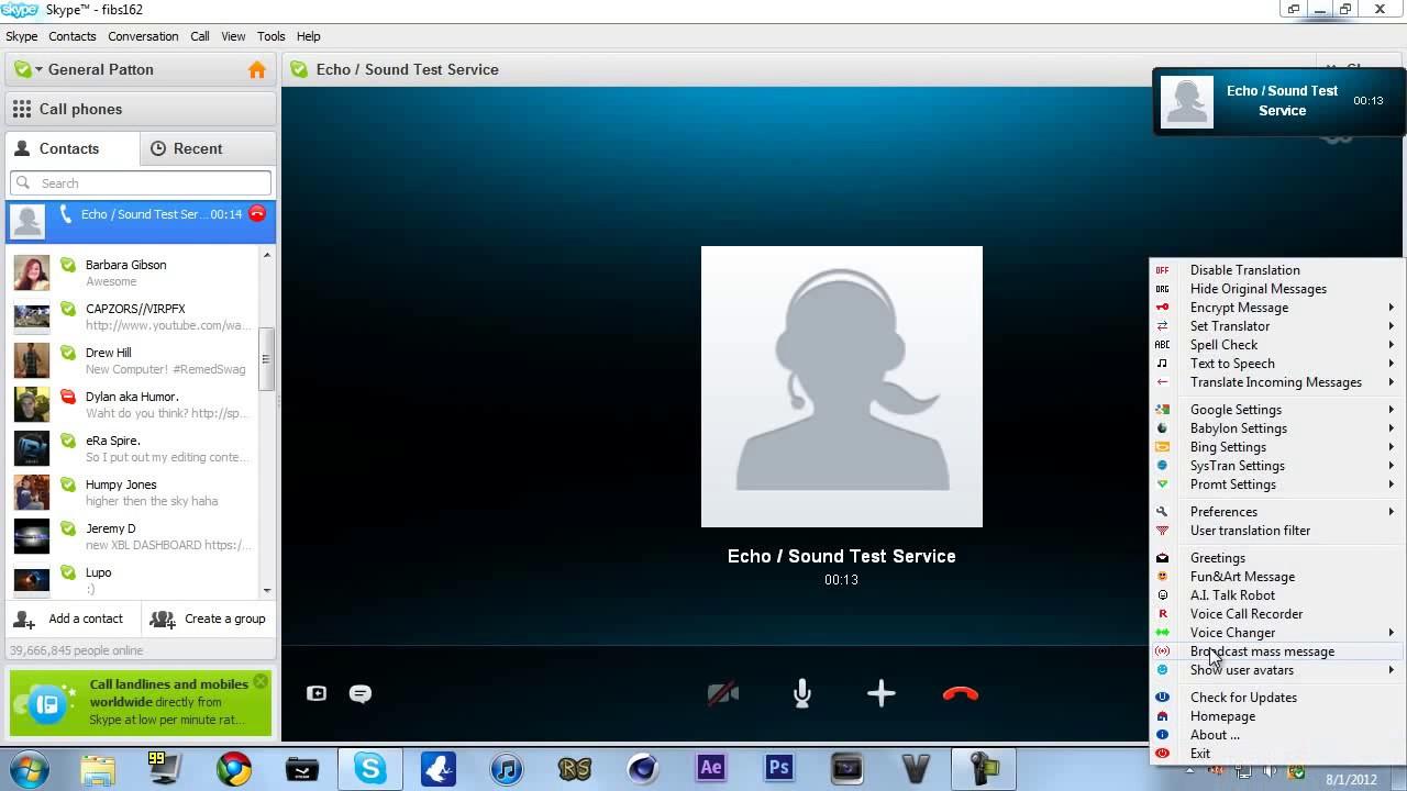 Skype Voice Changer Tutorial