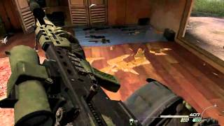 Call Of Duty Modern Warfare 2 All Weapons