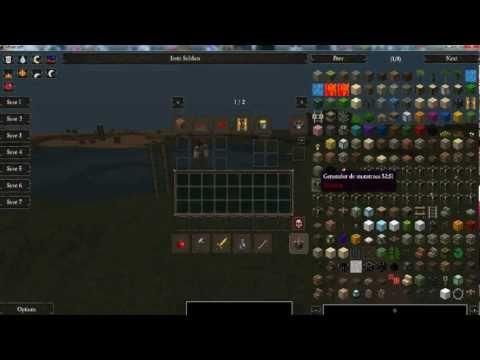 Minecraft 1 4 7 con más de 40 mods