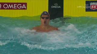 Michael Andrew Comes From Behind In 50m Fly | Summer Champions Series