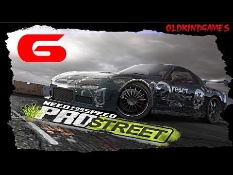 Need for Speed: ProStreet #6 ( Долгожданный ДВС )