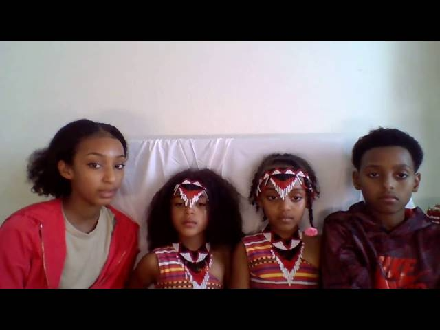 Ethiopian children personal message to TPLF
