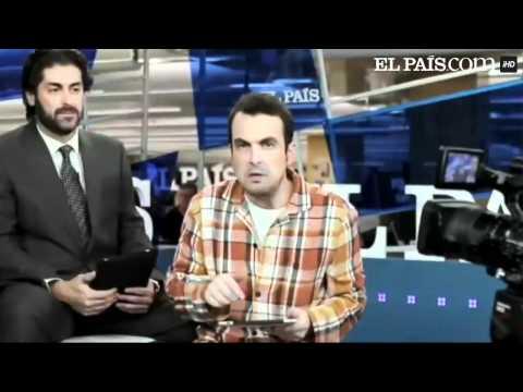 EL PAÍS en tu iPad - Anuncio de Nacho Vigalondo (versión 70'')