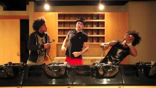 Les Twins and Monsour