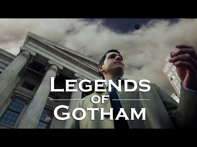 Legends of Gotham #15 - (S01E09) #H.D. or #H.O.?