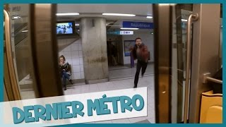 The last subway - Prank