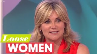 Anthea Turner And Loose Women On Baby Contracts | Loose Women
