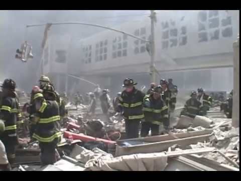 My September 11, 2001, World Trade Center 911 Never Broadcast Unseen Footage