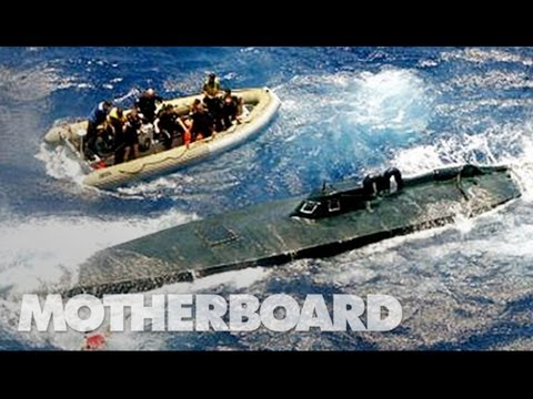 Colombia s Coke-Smuggling Submarines
