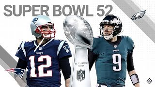 Matchup Analysis and Prediction: SuperBowl 52 Patriots vs Eagles. The Patriot Way