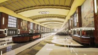 Union Terminal - Kinetic Vision