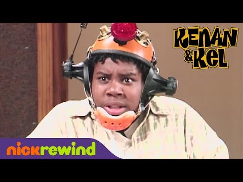 Kel Tests His Psychic Powers | Kenan & Kel | NickSplat