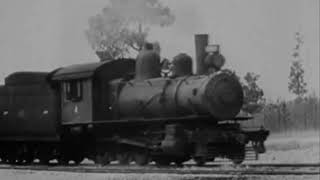 Train Wreck  Experiments To Derail Trains 1944   Archive Footage