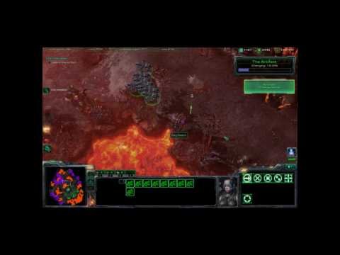 Starcraft II Wings of Liberty: Final Mission