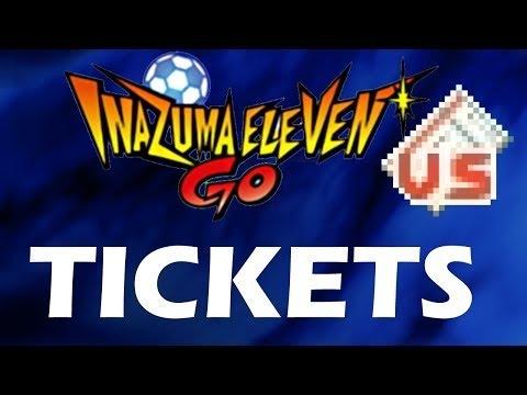 comment avoir le ticket regalien dans inazuma eleven go