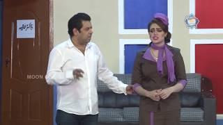 Naseem Vicky and Sobia Khan New Pakistani Stage Drama Full Comedy Clip 2018