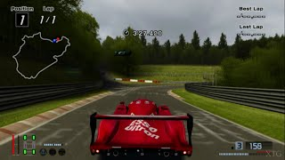Gran Turismo 4 - Toyota GT-ONE Race Car (TS020) HD PS2 Gameplay