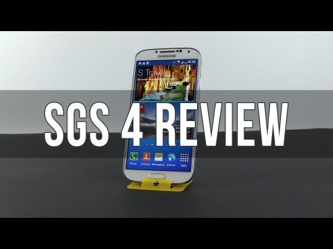Samsung Galaxy S4 review - all features explained