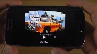 Grand Theft Auto: San Andreas Samsung Galaxy S4 Mini HD Gameplay Trailer