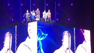 I'll Never Break Your Heart Backstreet Boys DNA World Tour Antwerpen 22 05 2019