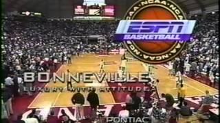 01/14/1998:  #1 North Carolina Tar Heels at Maryland Terrapins
