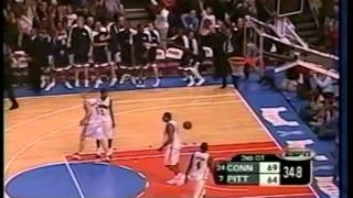 2002 Big East Championship Taliek Brown Shot