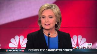 Sanders Calls Out Hillary Clinton For Not Answering A Question