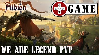 Albion Online - We are Legend First Pvp Op