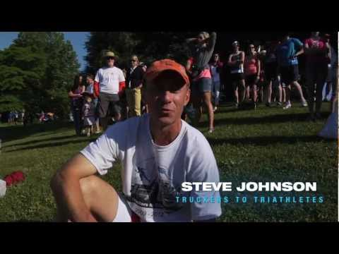 0 Rev3 Pilot Flying J Video of the Truckers to Triathletes Story at Portland, OR