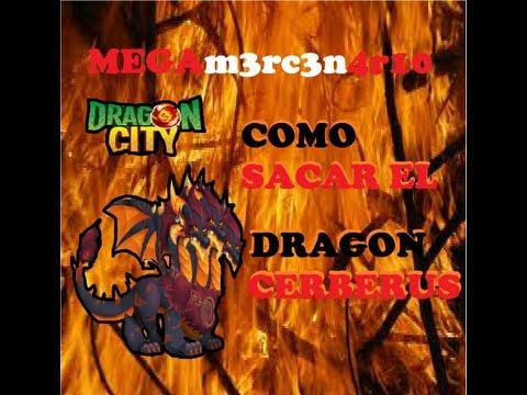 como conseguir el dragon cerberus