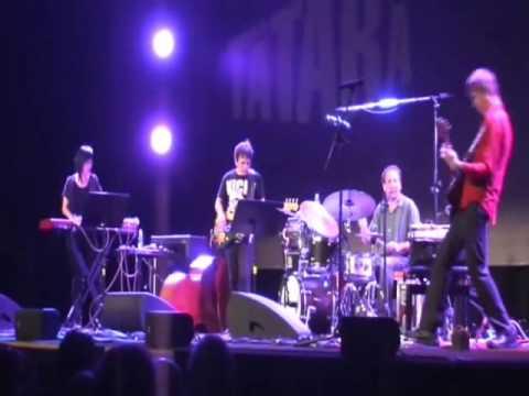 Nels Cline Singers Jazzfestival Saalfelden2011
