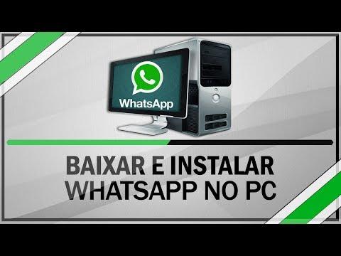Como baixar. instalar e usar WhatsApp no computador ( Sem BlueStacks ) - #02