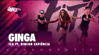 Ginga - Iza ft. Rincon Sapiência | FitDance TV (Coreografia) Dance Video