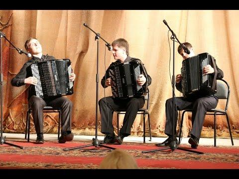 Орехов Сергей - Вариации на русскую народную песню