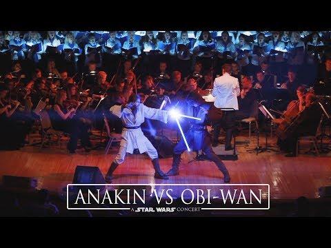 Star Wars Concert: Anakin vs Obi-Wan
