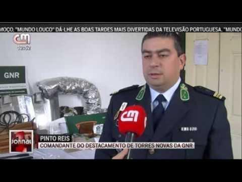 Apreens�o de Estupefacientes - GNR Torres Novas