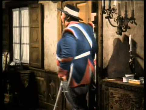 Zorro: Les regrets du sergent (1-36)