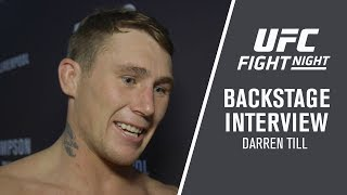 Fight Night Liverpool: Darren Till - 'I Knew I Could Go Five Easily'