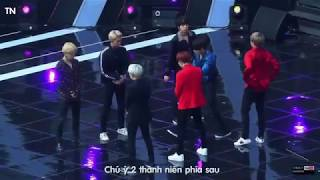 Những khoảnh khắc lầy lội của BTS trên Stage #9