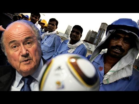 FIFA Qatar Corporate Boycott -The Hypocrisy World Cup with Jamie Fuller