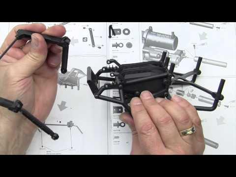 Axial Yeti Build Video #24