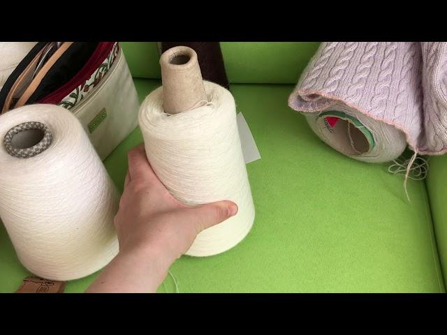 Вязание: что связалось, процессы и покупки пряжи