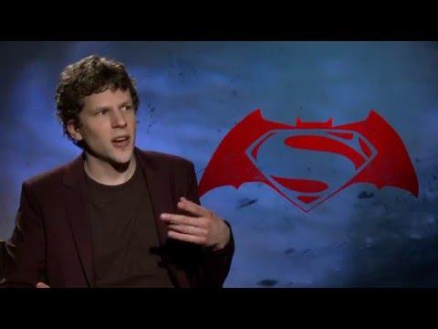 Why Jesse Eisenberg will never watch Batman V Superman