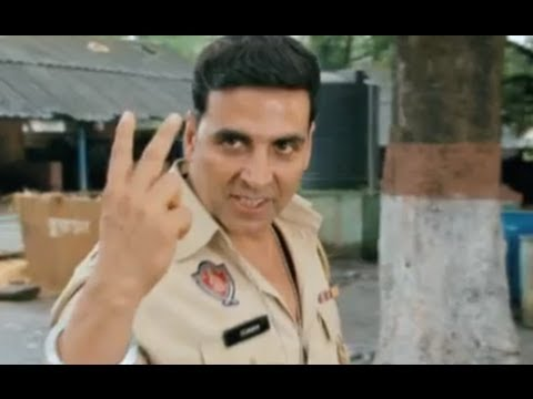 Khiladi 786 In Theatres Now - Duniya Mein Teen Cheezein Hoti Zaroora Hai!