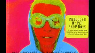 Hallo Spaceboy RMX - David Bowie - Produced by Pet Shop Boys HQ