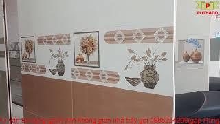 Gạch ốp tường, bếp, nhà tắm , phòng khách đẹp năm 2019( most beautiful tiles in Vietnam)