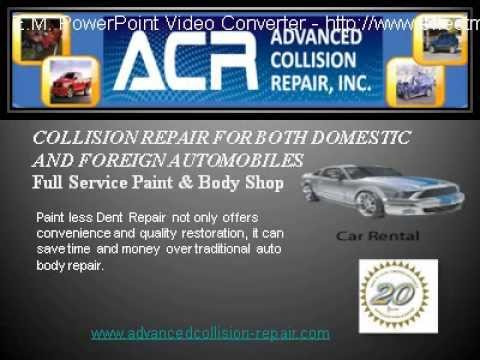 Auto body & Collision repair Edmond. Oklahoma city