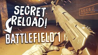 TWO RARE RELOADS ! ► Battlefield 1